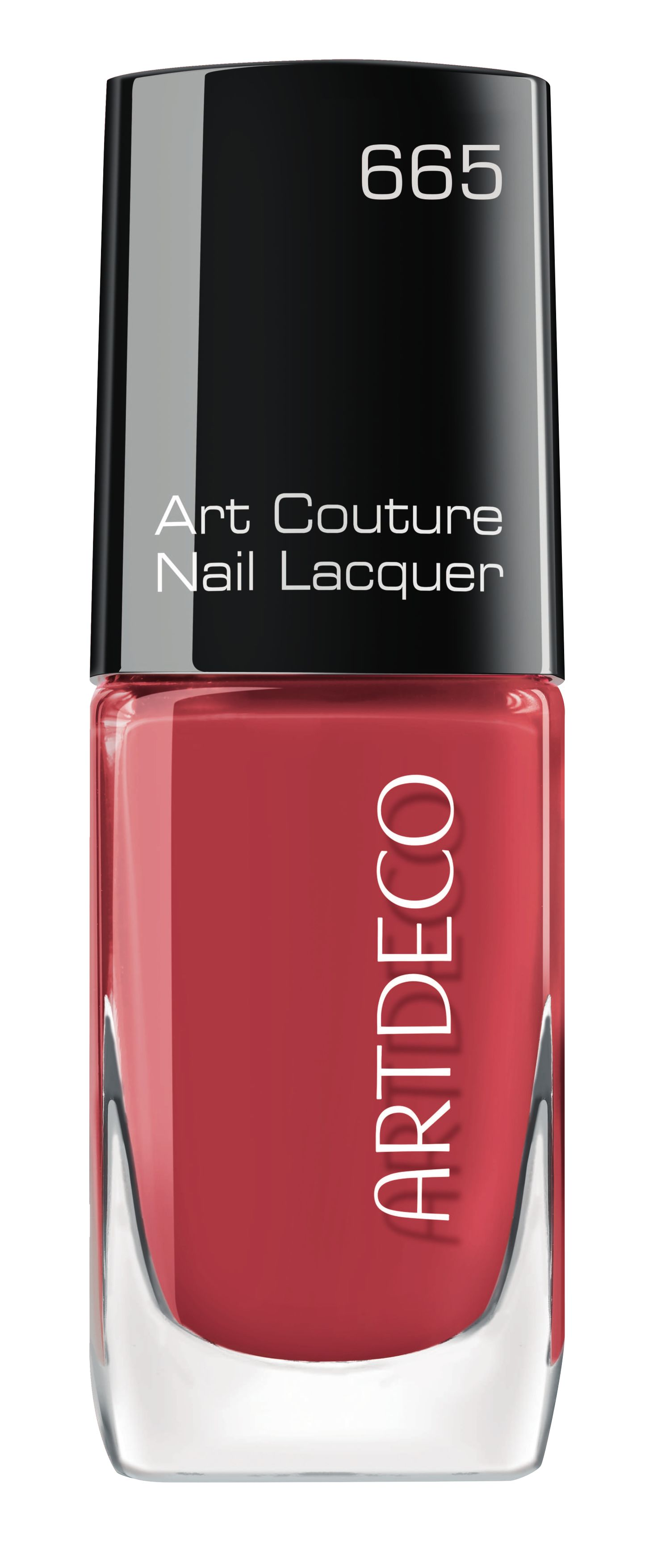Art Couture Nail Lacquer #665 brick red - Make-up  Bestel nu online bij  Beauty Doctor