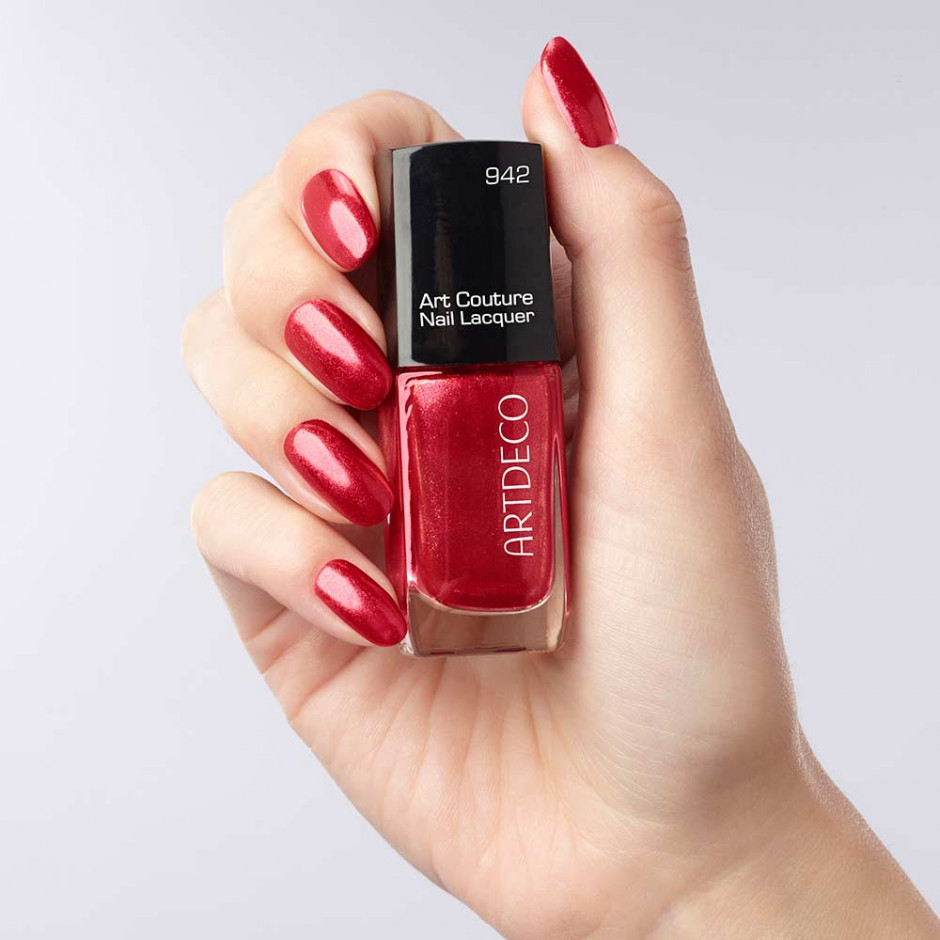 Fashion style Couture art artdeco nail lacquer summer collection for woman