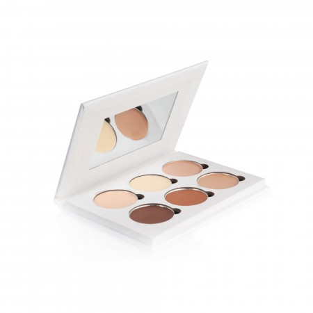 Bellapierre contour en highlight cream palet