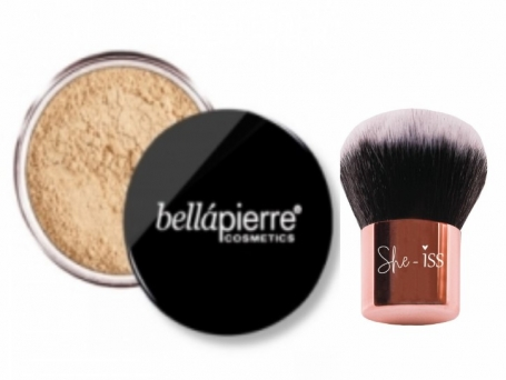 Bellapierre Mineral candy kit Cinnamon