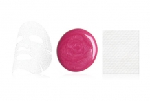 Platinum Hot Pink Facial Mask Kit