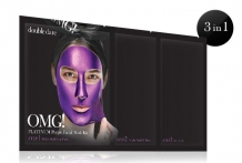 double dare platinum purple facial mask