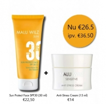 After sun protect face SPF50 promo