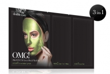 Double dare OMG platinum green facial mask